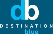 Destination Blue Logo